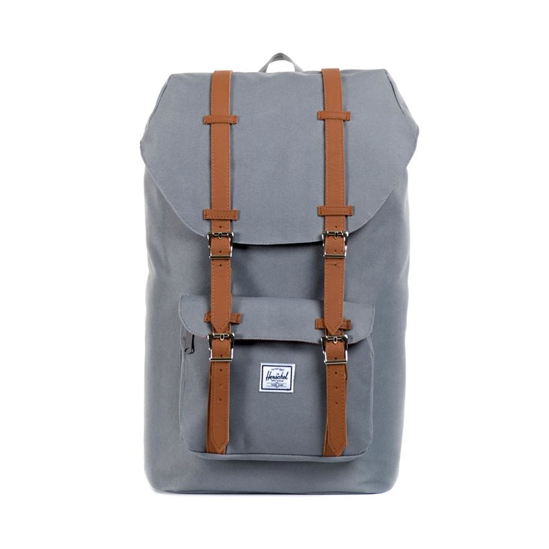 Herschel rygsæk, Little America - Grey/Tan