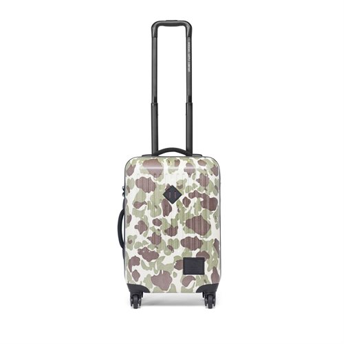 Herschel kabinekuffert, Trade Small, Frog Camo