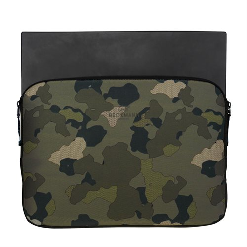 Beckmann Laptop Sleeve, Camo