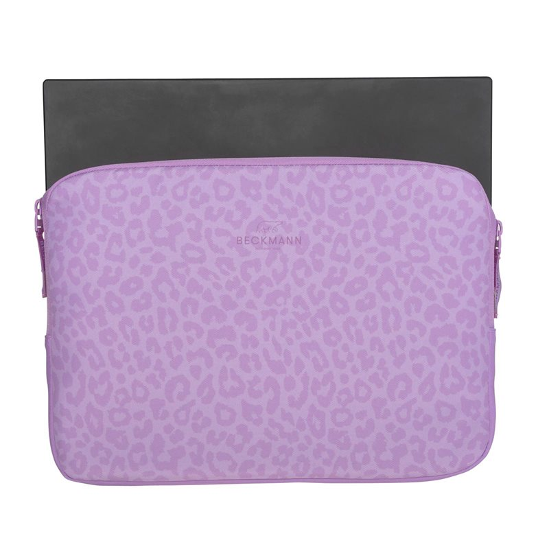 Beckmann Laptop Sleeve, Purple