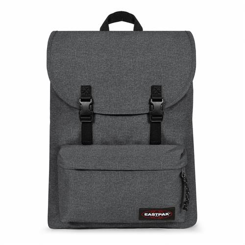 Eastpak 15,4 tommer computer rygsæk, London, Black Denim / Mørkegrå