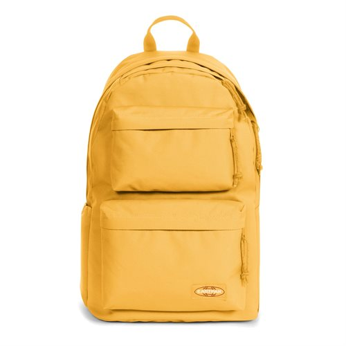 Eastpak Rygsæk, Padded Double, Gul / Sunset Yellow