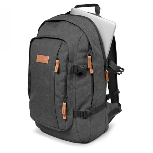 Eastpak Computer Rygsæk 17 tommer - model Evanz (Black Denim)