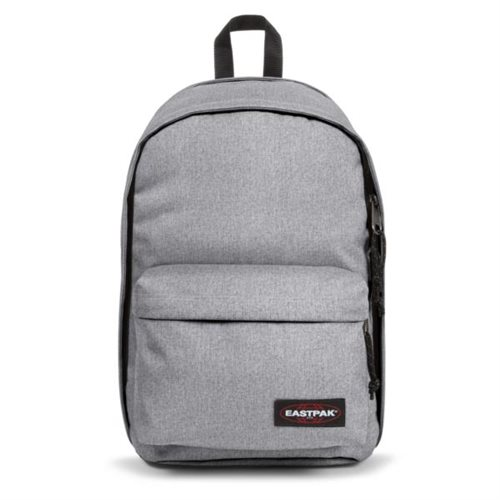 "Eastpak Rygsæk ""BACK TO WORK"" Sunday Grey / Grå"