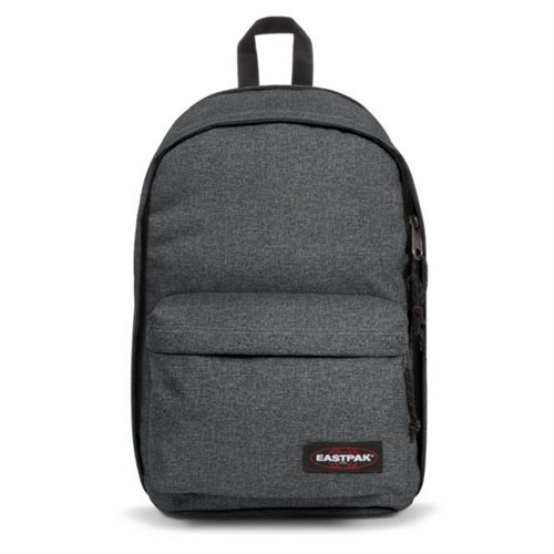 "Eastpak Rygsæk ""BACK TO WORK"" Black Denim / Mørkegrå"