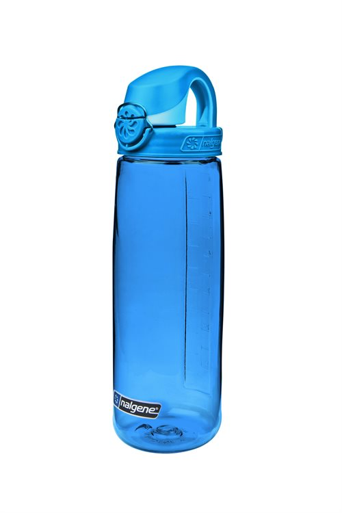Nalgene drikkedunk ON-THE-FLY (Blue / Glacial), 650 ml.