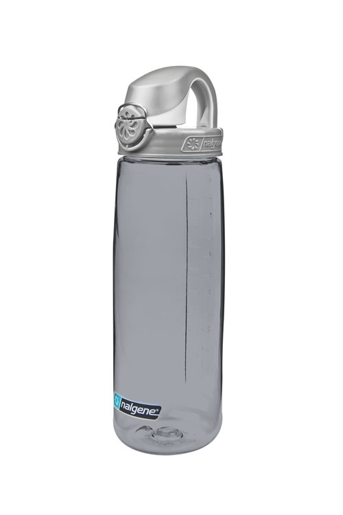 Nalgene drikkedunk ON-THE-FLY - Grå, 650 ml.