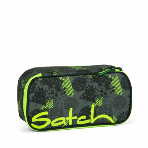 Satch by Ergobag Stort Box penalhus - Off Road