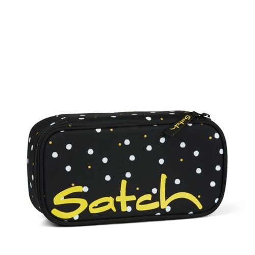Satch by Ergobag Stort Box penalhus - Lazy Daisy