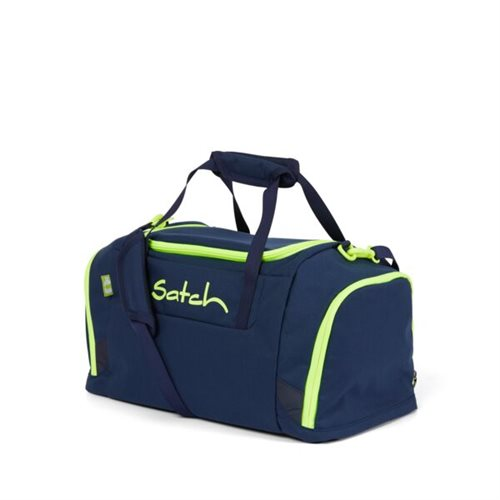 Satch by Ergobag Sportstaske, Toxic Yellow