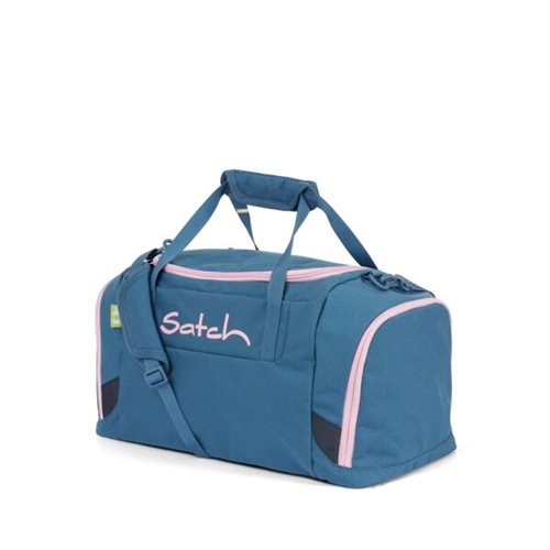 Satch by Ergobag Sportstaske, Deep Rose