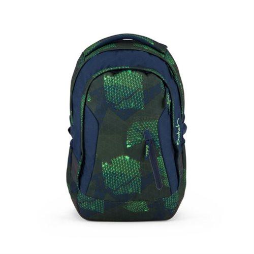 be458abbeb2 Ergobag Satch Sleek rygsæk - Infra Green (gratis fragt i DK)