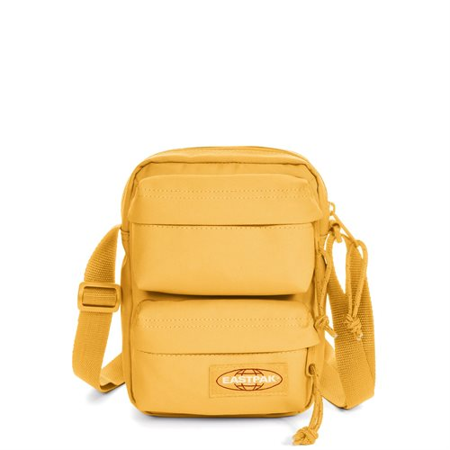 Eastpak mobiltaske THE ONE - DOUBLED, Gul / Sunset Yellow