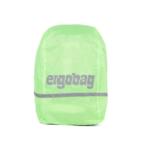 Ergobag regnslag (Shiny Green)
