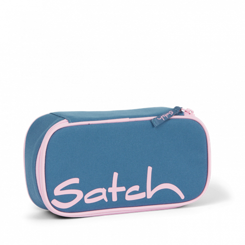 Satch by Ergobag Stort Box penalhus - Deep Rose