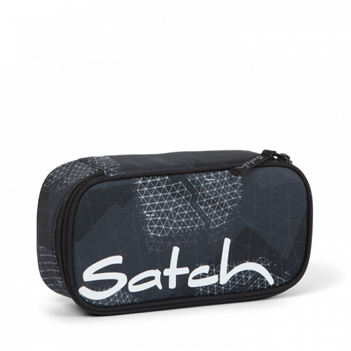 Satch by Ergobag Stort Box penalhus - Infra Grey