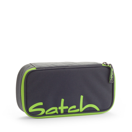 Satch by Ergobag Stort Box penalhus - Phantom