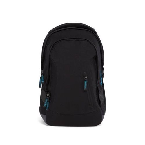 Ergobag Satch Sleek skoletaske/rygsæk - Black Bounce