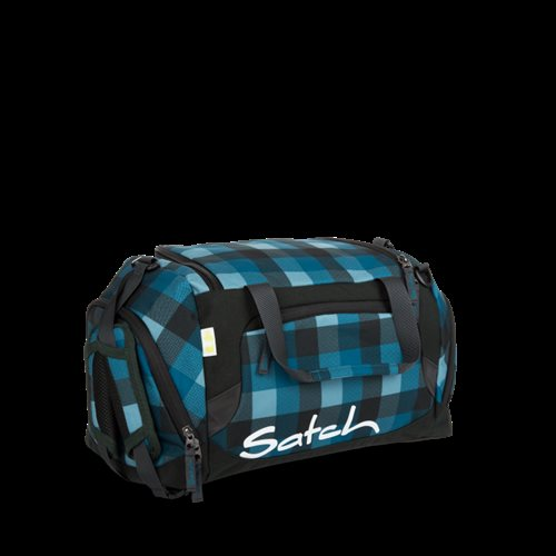 Satch by Ergobag Sportstaske, Blue Bytes