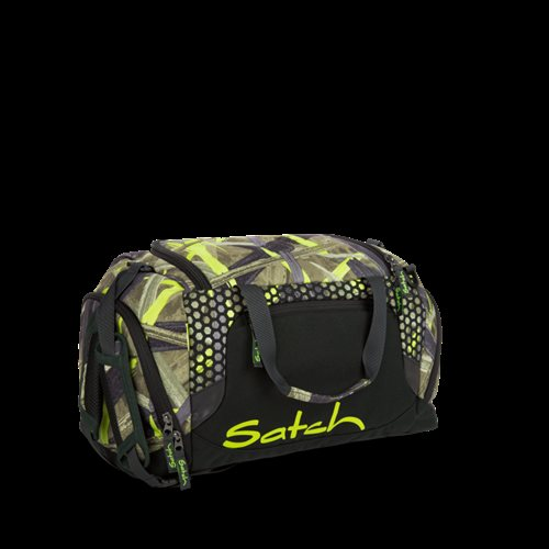 Satch by Ergobag Sportstaske, Jungle Lazer