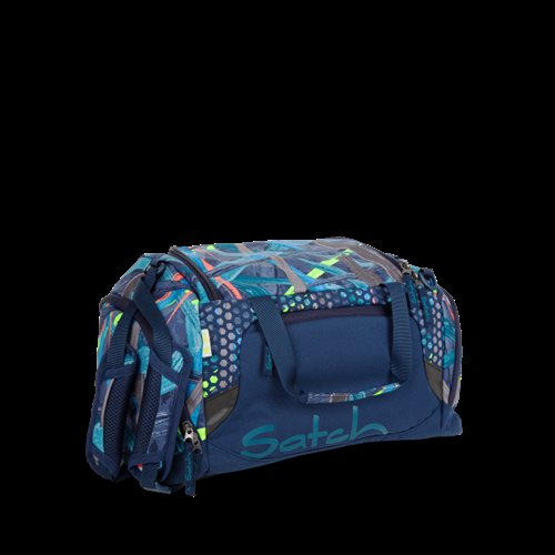 Satch by Ergobag Sportstaske, Splashy Lazer